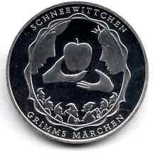 10 Euro Gedenkmünze Schneewittchen 2013 Polierte Platte Silber 625/-