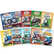 Thomas The Tank Engine & Friends Ultimate 10 Piece Box/DVD Set(s) Collection NEW