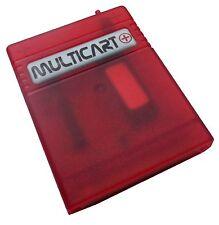 Commodore 64 The MULTICART+ 4 Megabit Cartridge Assembled & Loaded!
