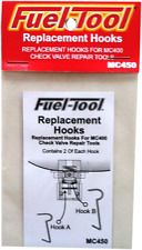 Fuel Tool Check Valve Rebuild Replacement Installation Hook Kit for Harley