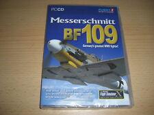 MESSERSCHMITT BF109 Pc BF 109 Add-On Flight Simulator Sim X 2004 FSX FS2004 NEW