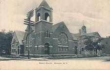 HERKIMER NY – Baptist Church – udb (pre 1908)