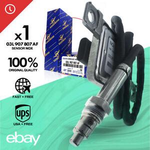 New 03L907807AF Nitrogen Oxide Nox Sensor 5WK9 6737 For Volkswagen Passat 2.0