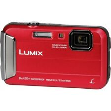 Panasonic DMC-FT30 Tough Camera Red PAN1567,London
