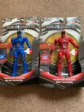 Power Ranger Movie 17.5cm Feature Figure - Red and Blue