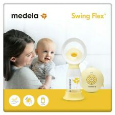 Medela Swing Flex 2-Phase Electric Breast Pump Convenient Compact Design