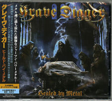 GRAVE DIGGER-HEALED BY METAL-JAPAN CD BONUS TRACK F56