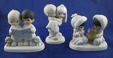 PRECIOUS MOMENTS - Perfect Harmony, Wedding, Marriage, Ice For You - Lot of 3