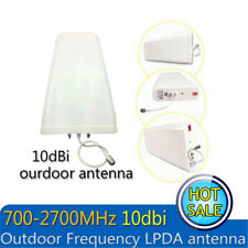 10dBi 700/2700 Outdoor LPDA Antenna For Signal Booster Smartphone Cell Phone