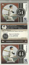"Joe DiMaggio 2007 Topps "" The Streak "" 3-card lot for $5.95  Several Lots"