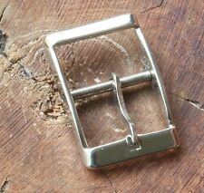 Double-sided vintage watch 14.5mm opening buckle nickel steel New Old Stock