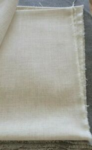 LOAF BAMBOO SOFTIE ALABASTER UPHOLSTERY FABRIC 290cm X 140cm