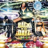 BACK IN THE DAYS HIP-HOP & R&B MEGAMIX CD VOL 2