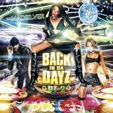 BACK IN THE DAYS HIP-HOP & R&B MEGAMIX CD VOL 2