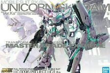 Bandai MG Exreme Gundam Unicorn Ver KA 1/100