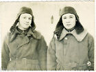 1952 Photo of TWO SOVIET SOLDIERS IN WINTER OUTFITS