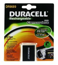 Duracell DR9689 Replacement Digital Camera Battery For Canon BP-808 Digital Came