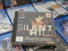 PSOne Game ( Silent Hill ) PlayStation 1 Spiel - Top Zustand wie NEU !