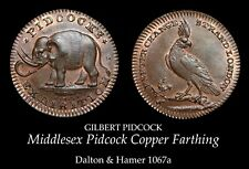 More details for middlesex pidcock conder farthing d&h 1067a, super!