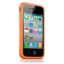 Cover Bumper HQ Special for IPHONE 4S/4 Orange + Film Av / Ar