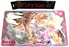 Force of Will FOW PLAYMAT VALENTINE'S DAY LIMITED EDITION 2016 SAN VALENTINO