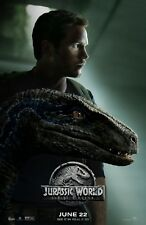 Jurassic World movie poster - Fallen Kingdom poster (e) - 11 x 17 inches