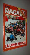 CORRIERE DEI RAGAZZI  N. 41 1976 ** POSTER CALENDARIO CALCIO **