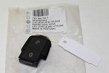 VW SEAT SHARAN ALHAMBRA Remoto Chiave 2 pulsante 7m3959753f NUOVO Originale VW Parte