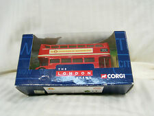 NEW Corgi Die Cast Vehicles, London Open Top Routemaster Bus. Collectors 32403