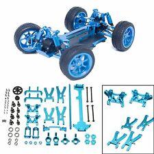 Upgrade Métal 1/18 pièces voiture RC Accessories Kit pour WLtoys A959 A979 A959B