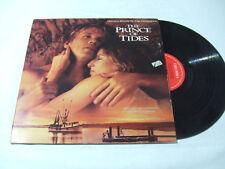James Newton Howard – The Prince Of Tides - Disco Vinile 33 Giri LP Album 1991