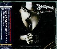 WHITESNAKE-SLIDE IT IN 35TH ANNIVERSARY-JAPAN SHM-CD D73