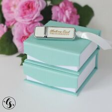 USB Box Wedding Pendrive 8GB 16GB Costume Flash Drive Personalized Gift