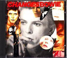 DAVID BOWIE- Changesbowie CD (The Best of/Greatest Hits UK 1990) Ziggy Stardust
