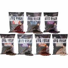 1.8kg Dynamite Baits NUOVO BIG FISH 15mm Boilies Tutti i Gusti disponibili