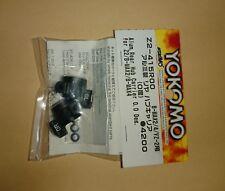 Yokomo YZ-2&BMAX2&B-MAX4 Aluminum Rear Hub/0 deg (Z2-415R00)