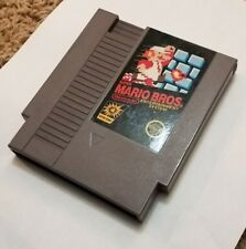 Original Super Mario Bros (5-Screw) Nintendo NES Cleaned/Tested - Cartridge Only