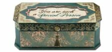 Special Person Belle Papier Petite Music Jewelry Box Plays Wind Beneath My Wings