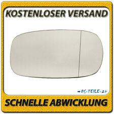 Spiegelglas für NISSAN MICRA II K11 1992-2003 rechts Beifahrerseite asphärisch