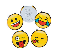 Pack of 12 - Emoji Notepads - Party Bags Favours Fillers