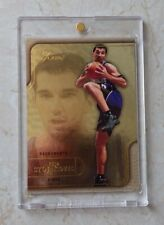 FLAIR 2003-04 PEJA STOJAKOVIC GOLD 11/100