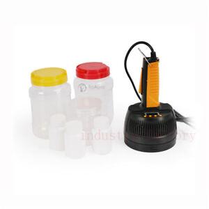 2-10CM 220V Induction Cap Sealing Machine for Plastic Glass Bottles