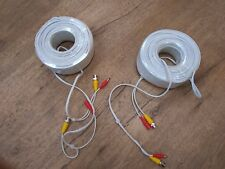 Gw Security Vd200Caw 1099-2pack 200-Feet All-in-One Video and Power Cable