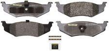 Disc Brake Pad Set-Disc Rear Monroe DX658