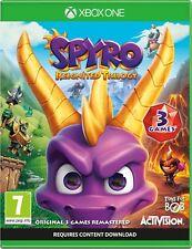 Spyro: Reignited Trilogy | Xbox One New