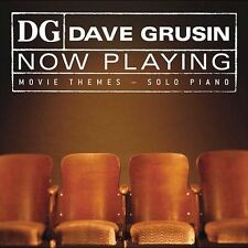Now Playing: Movie Themes - Solo Piano, Dave Grusin, , Good