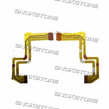 NEW FLEX CABLE CAVO FLAT LCD FOR SONY DCR SR47E SR87E SR37E SR57E SR67E SR38E