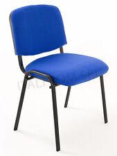 sedie fisse Poltrona Poltrone attesa conferenze cons 24/48haffare 50PZ nuovi blu