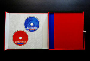 Grateful Dead Scrapbook DVD CD Deluxe Limited Edition of 5000 Hardcover Book New