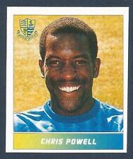 PANINI FOOTBALL LEAGUE 1996- #243-SOUTHEND UNITED-CRYSTAL PALACE-CHRIS POWELL